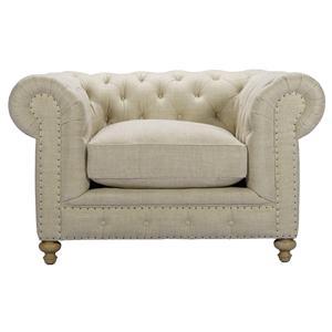 Cigar Club Arm Chair