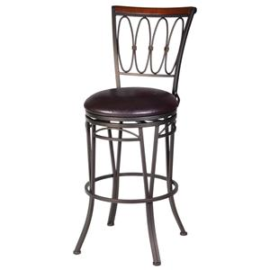 """24"""" Dynasty Counter Height Stool"""