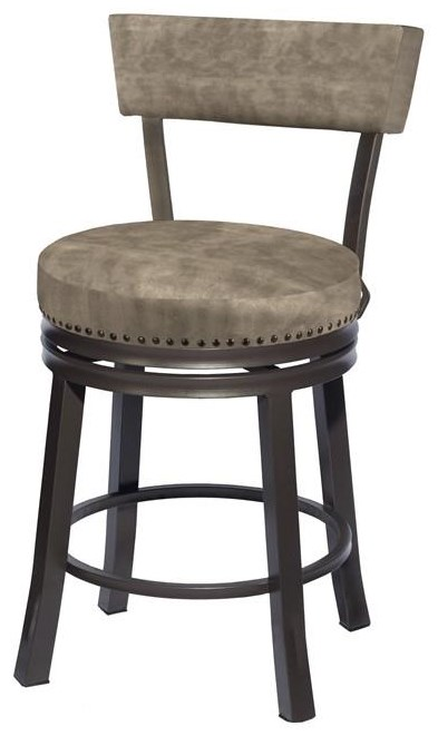Trendy  Chase Bar Height Stool at Walker's Furniture