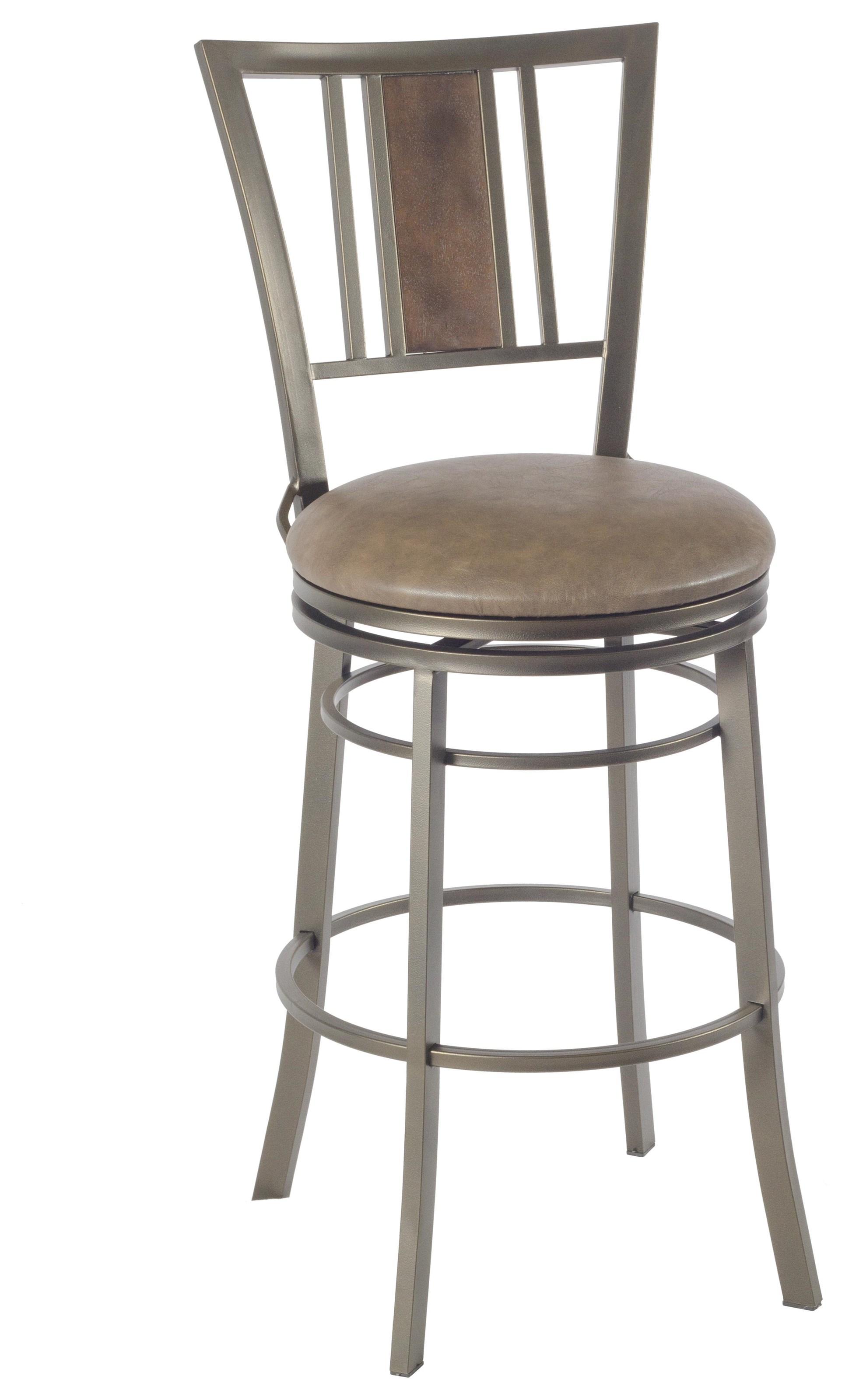 Trendy  celine counter height bar stool at Walker's Furniture