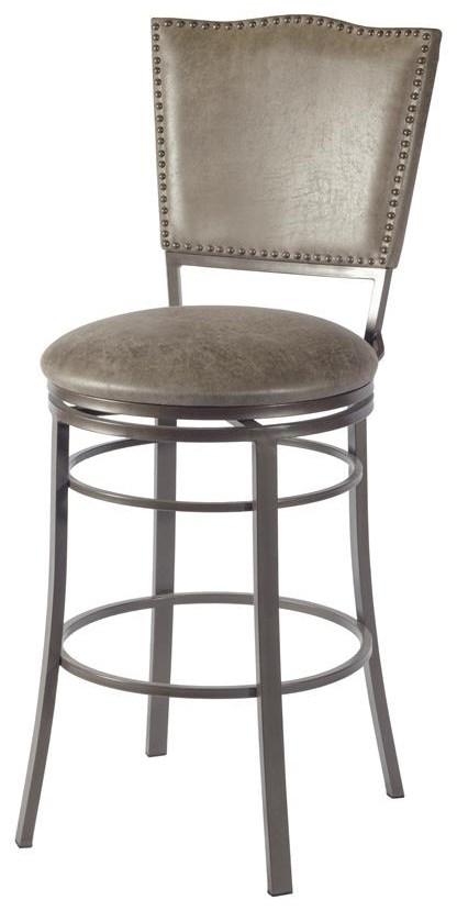 Trendy  samantha counter height bar stool at Walker's Furniture