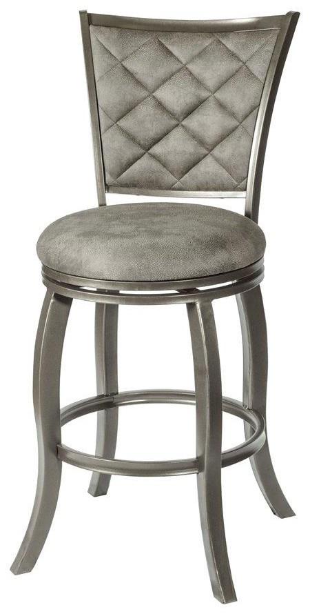 Trendy  montello bar height bar stool at Walker's Furniture