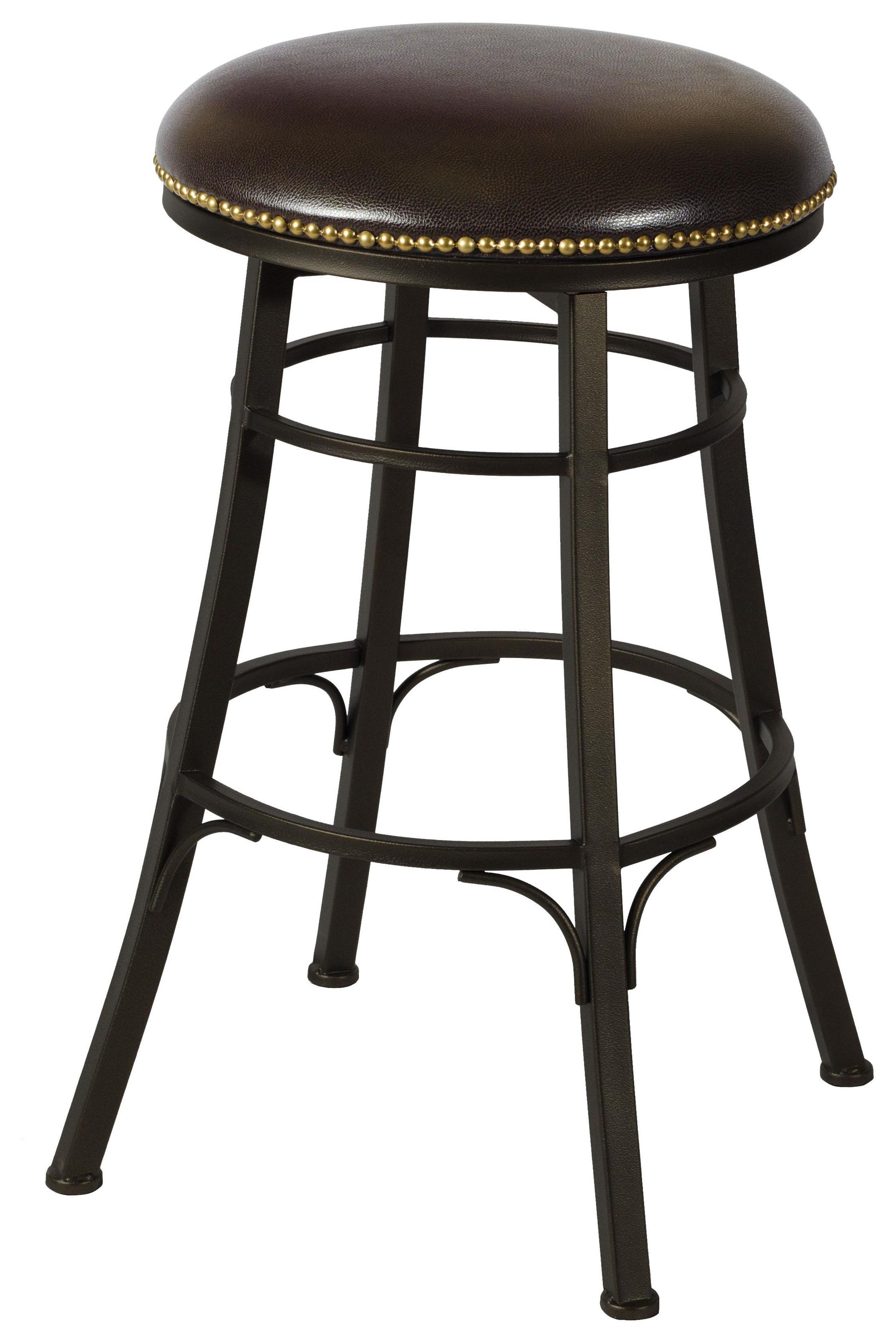 Trendy  bali bar height bar stool at Walker's Furniture