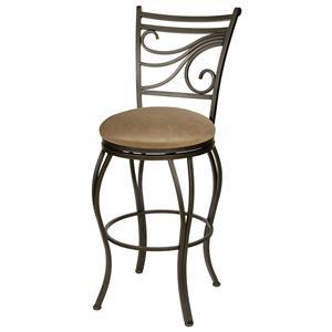 "CYM Furniture Barstools Glow II 24"" Barstool"