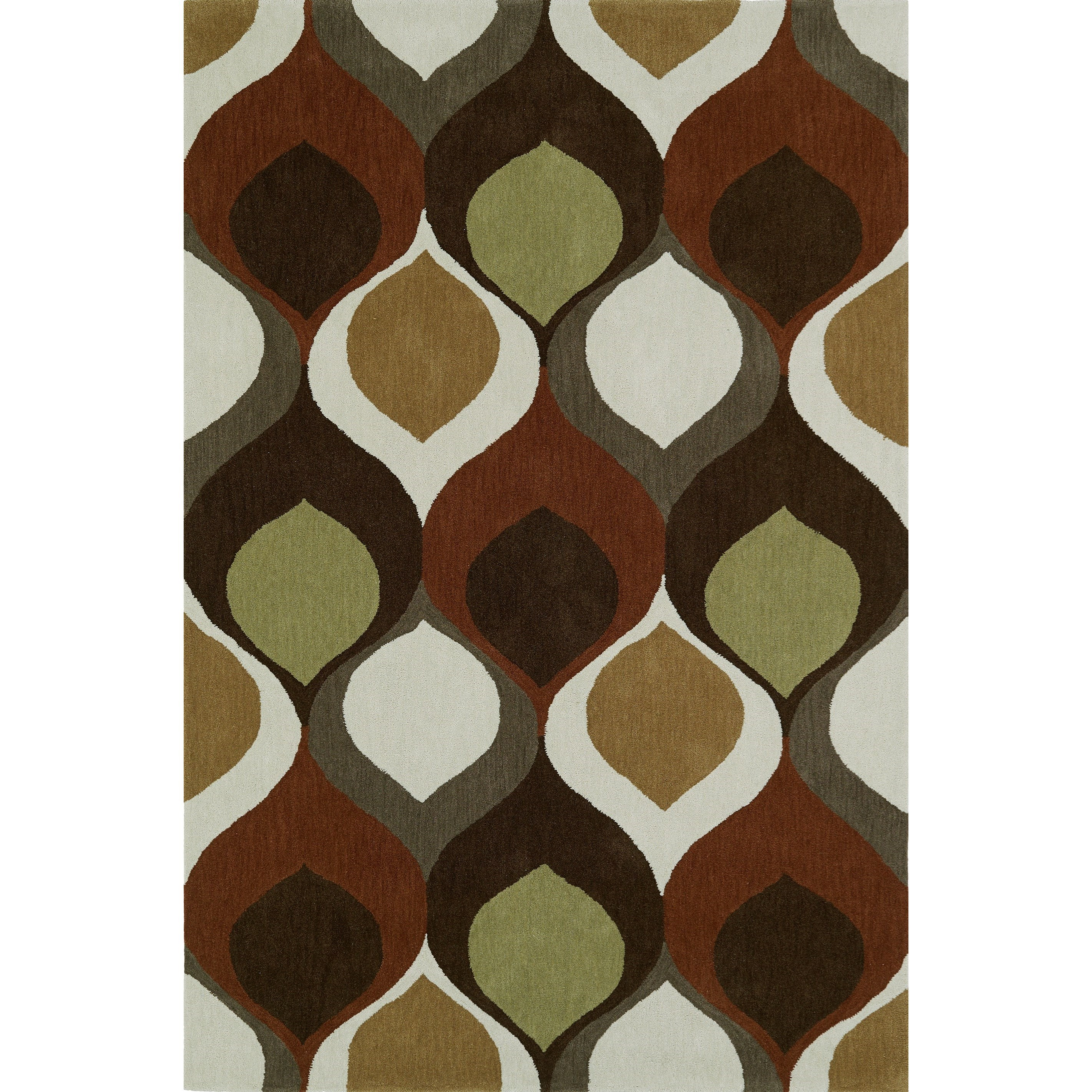 "Aloft Canyon 3'6""X5'6"" Rug by Dalyn at Jacksonville Furniture Mart"