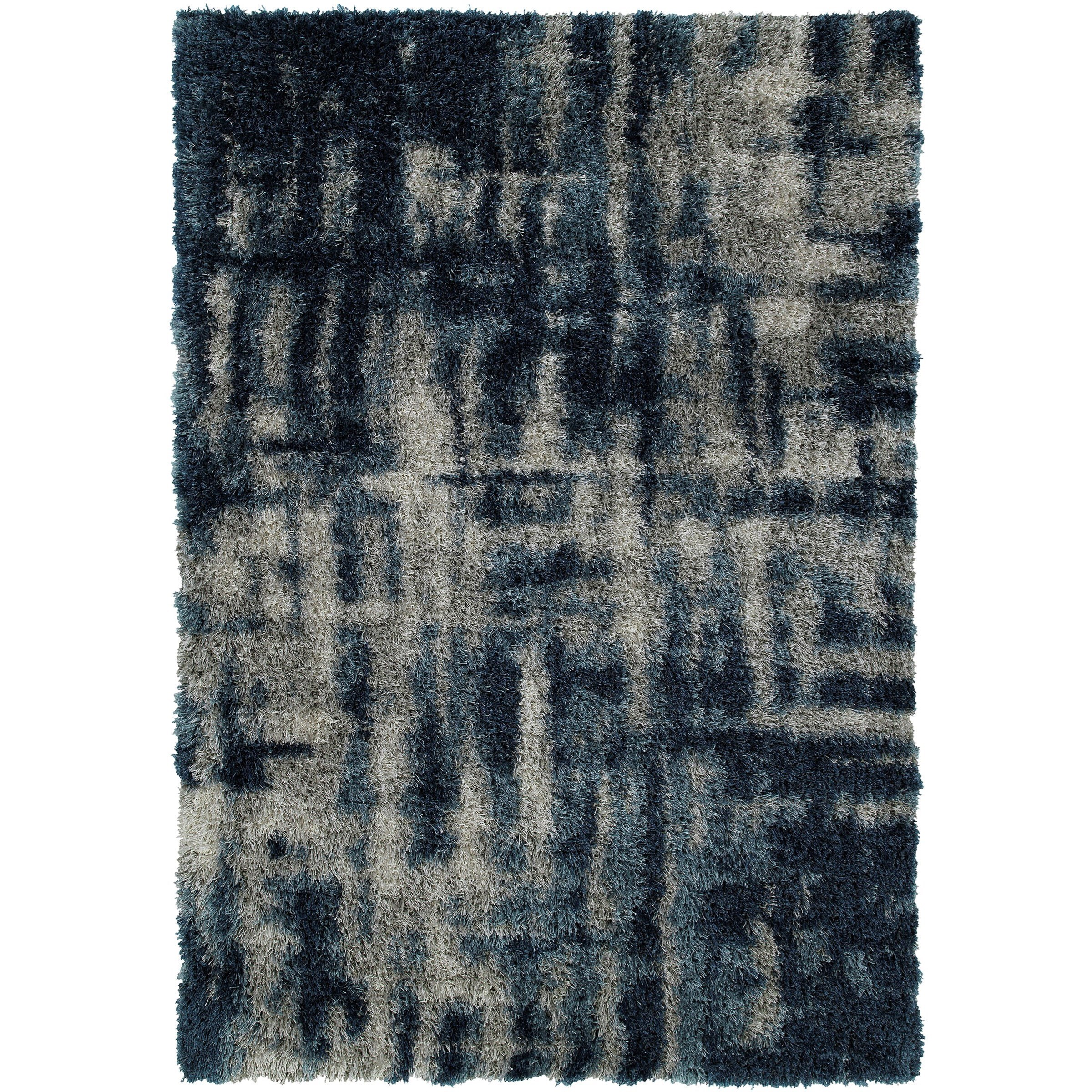 """Arturro Navy 5'3""""X7'7"""" Rug by Dalyn at Darvin Furniture"""