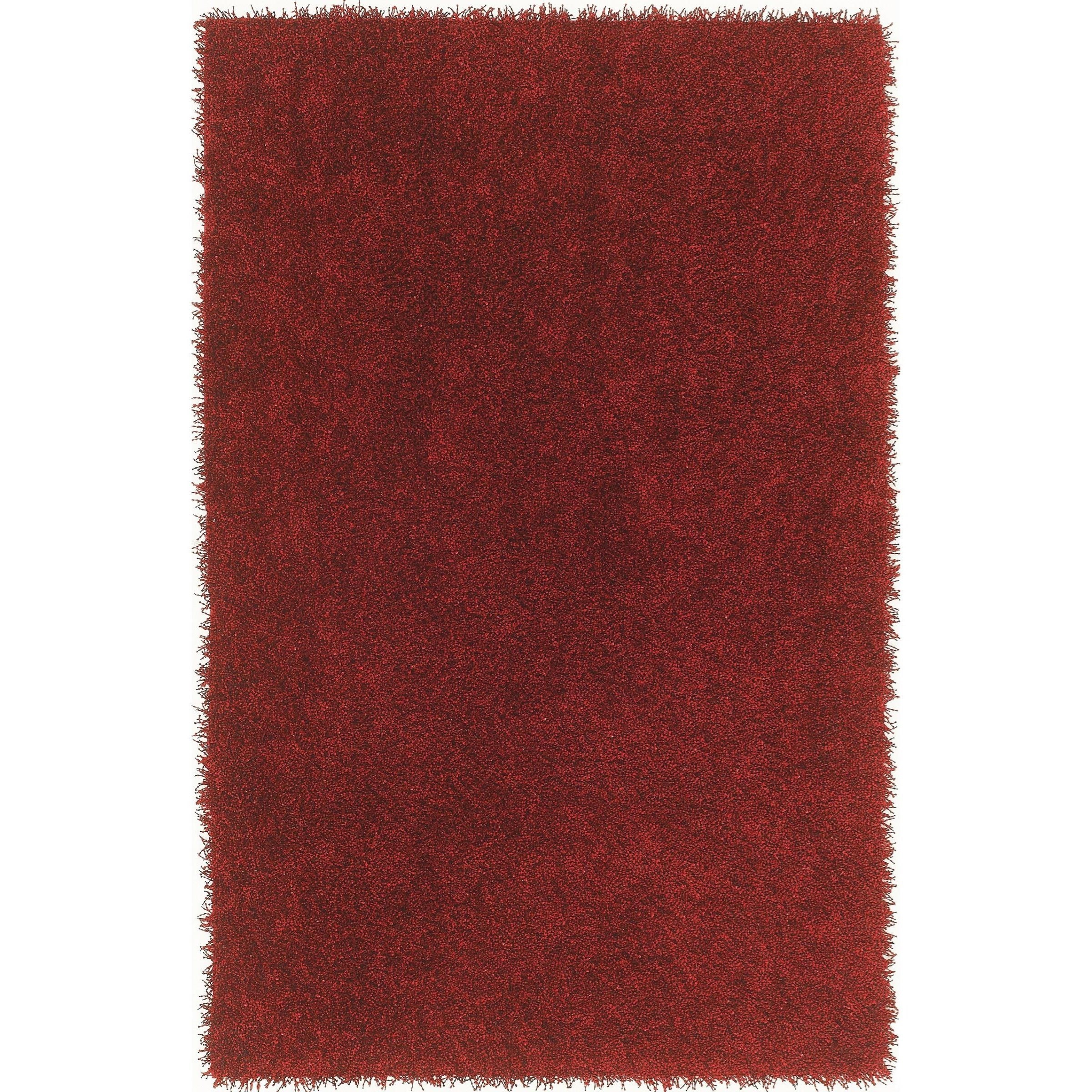 "Belize Red 5'X7'6"" Rug by Dalyn at Sadler's Home Furnishings"