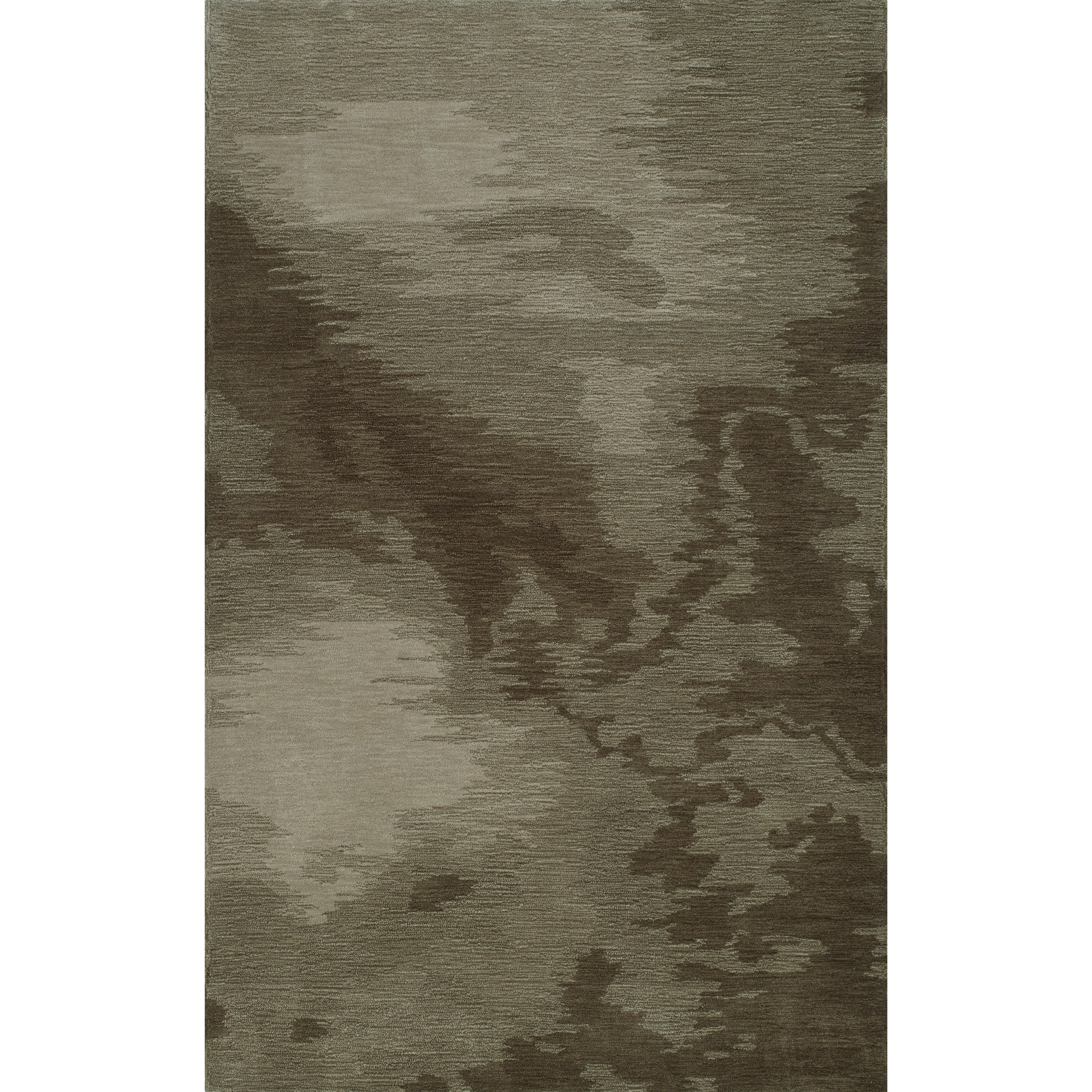 """DelMar Taupe 3'6""""X5'6"""" Rug by Dalyn at Sadler's Home Furnishings"""