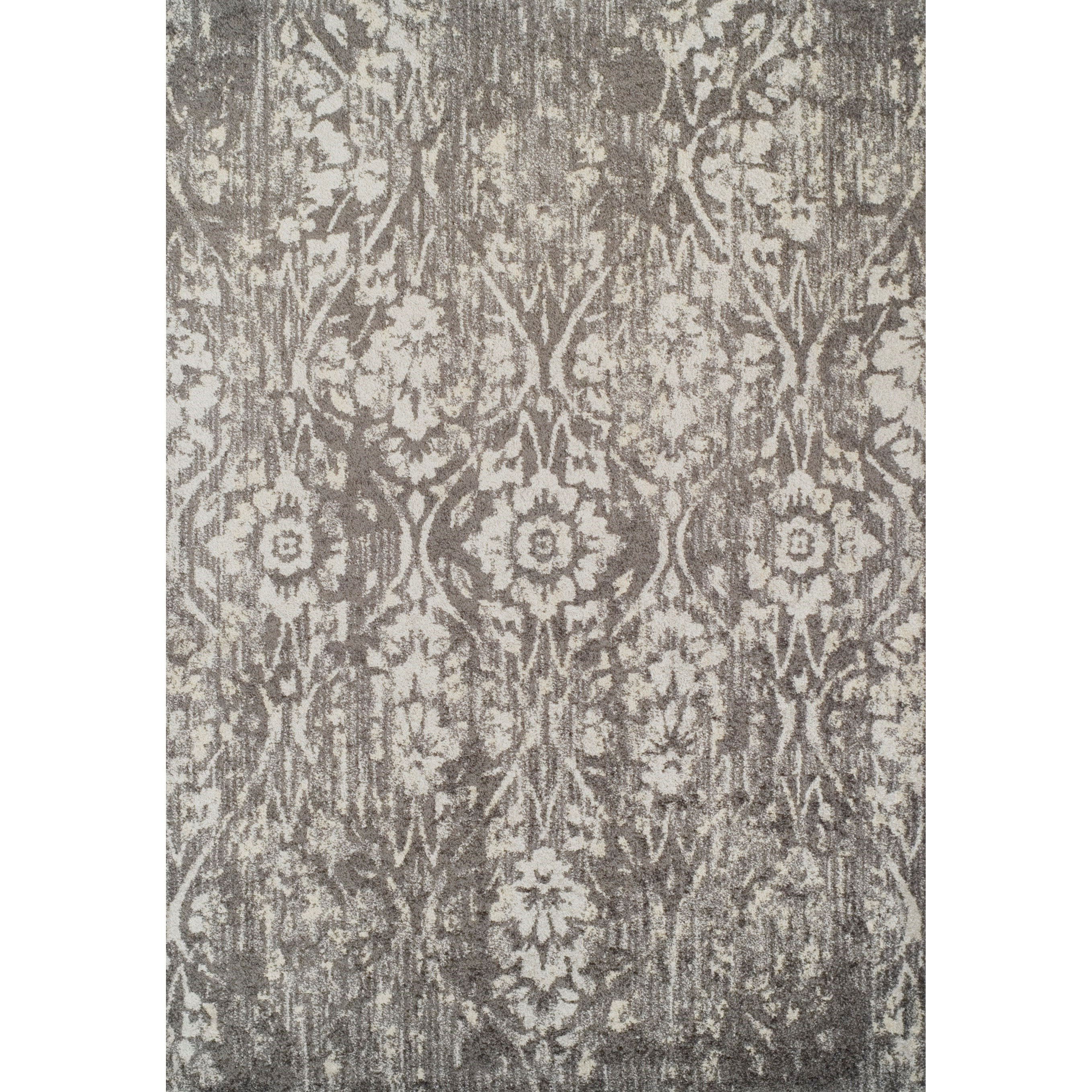 "Gala Steel 4'11""X7' Rug by Dalyn at Sadler's Home Furnishings"