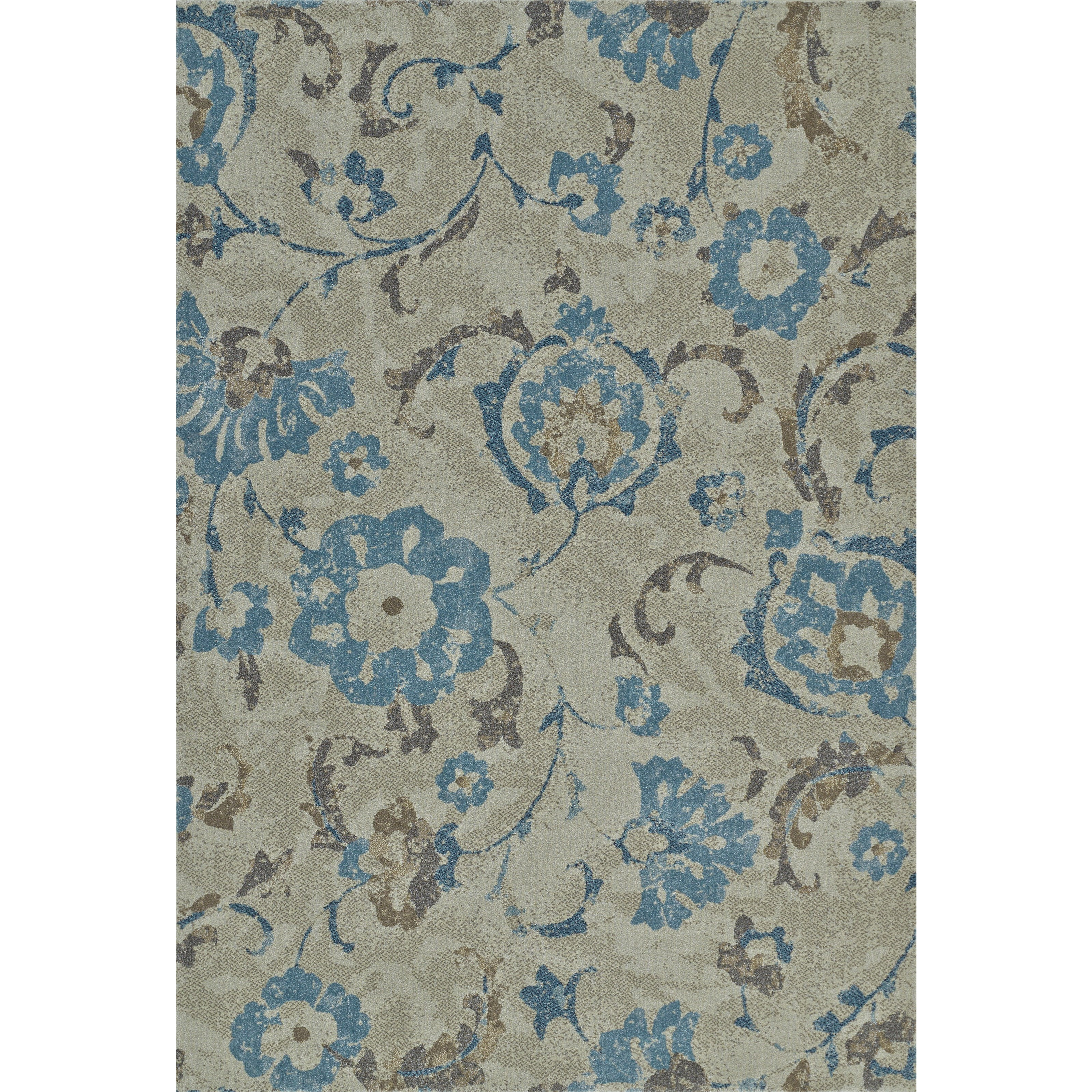 "Geneva Linen 7'10""X10'7"" Rug by Dalyn at Sadler's Home Furnishings"
