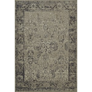 "Taupe 5'3""X7'7"" Rug"