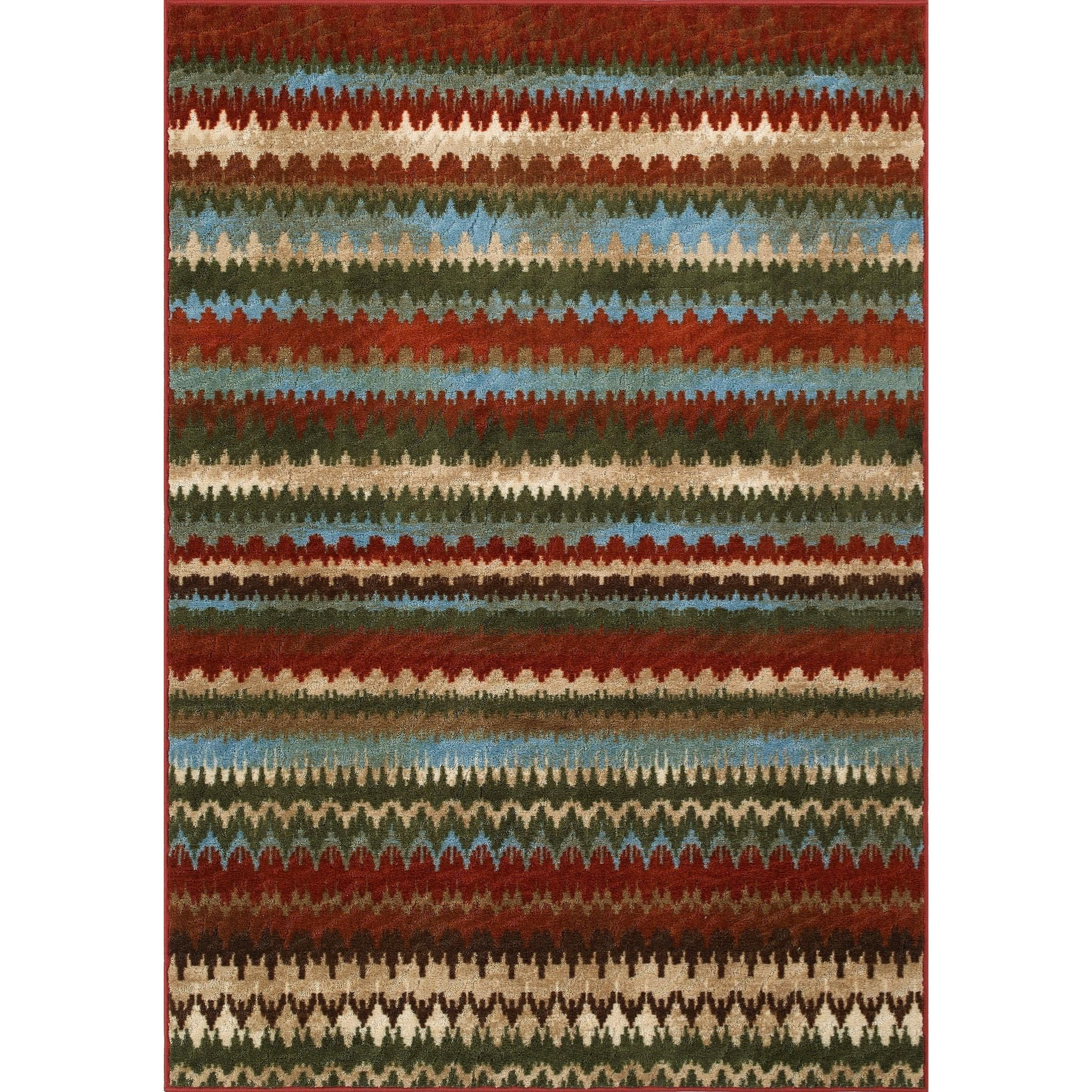"""Horizons Canyon 8'2""""X10' Area Rug by Dalyn at Fashion Furniture"""