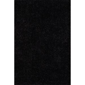 "Black 5'X7'6"" Rug"