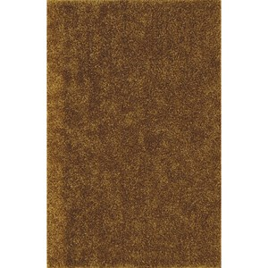 """Gold 5'X7'6"""" Rug"""