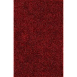 """Red 5'X7'6"""" Rug"""