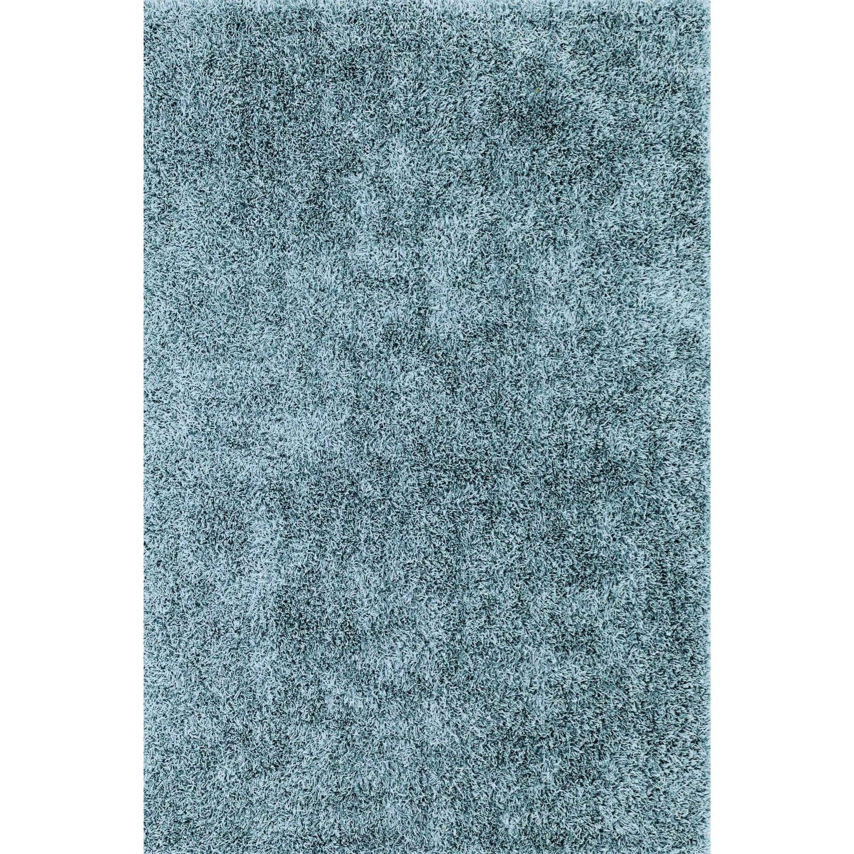 """Illusions Sky Blue 3'6""""X5'6"""" Rug by Dalyn at Fashion Furniture"""
