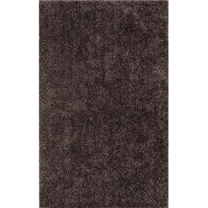 5x8 Grey Shag Rug