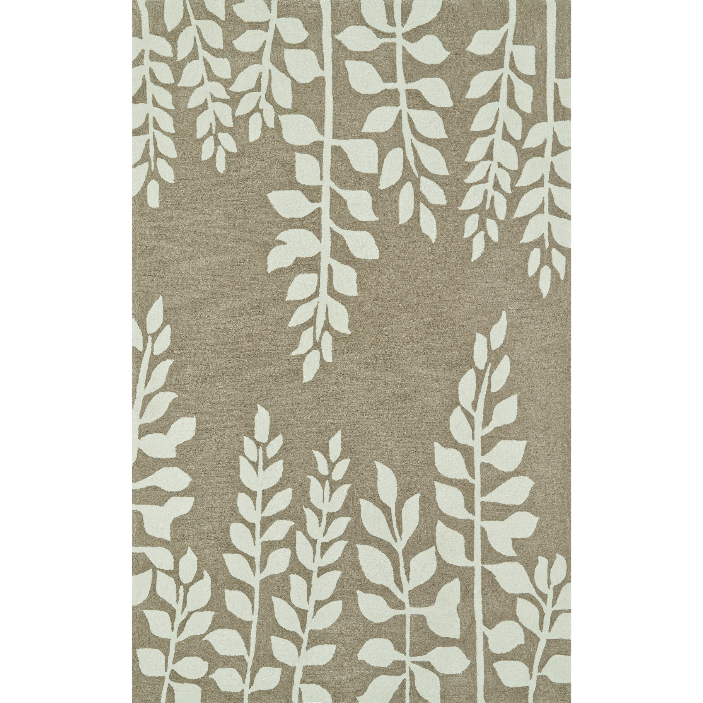Journey Khaki 8' x 10' Rug by Dalyn at Sadler's Home Furnishings