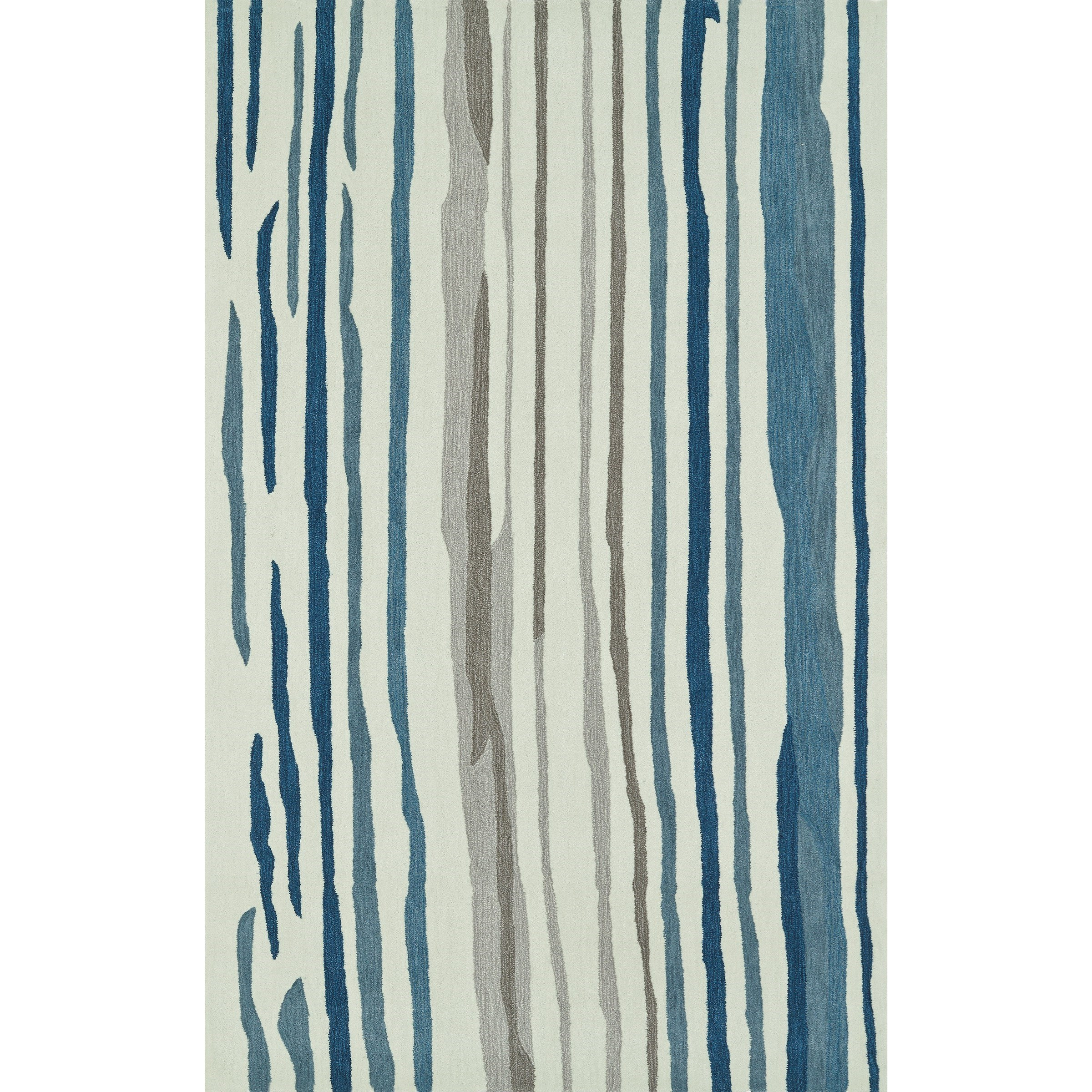"""Journey Ivory 3'6"""" x 5'6"""" Rug by Dalyn at Fashion Furniture"""
