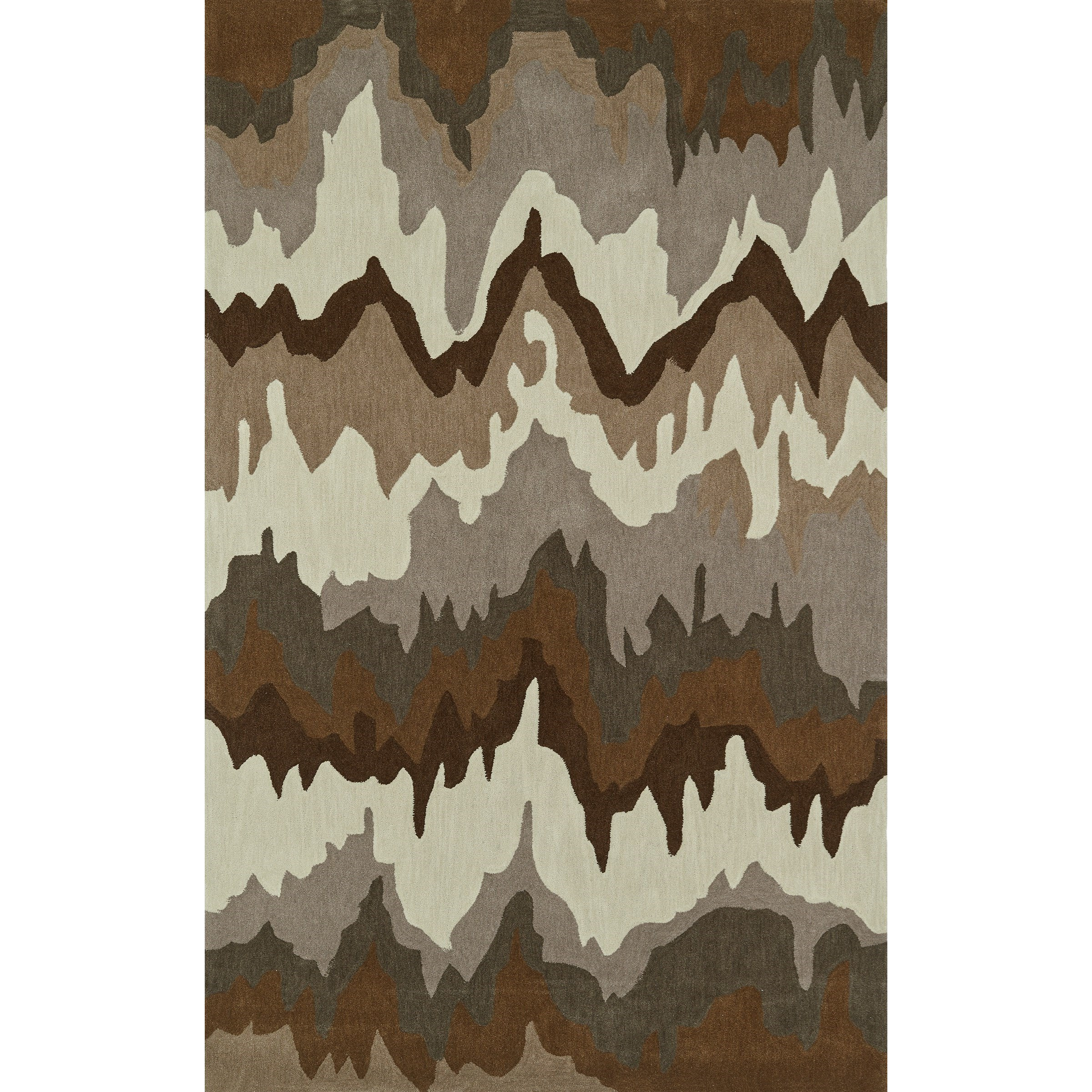 Journey Earth 8' x 10' Rug by Dalyn at Sadler's Home Furnishings