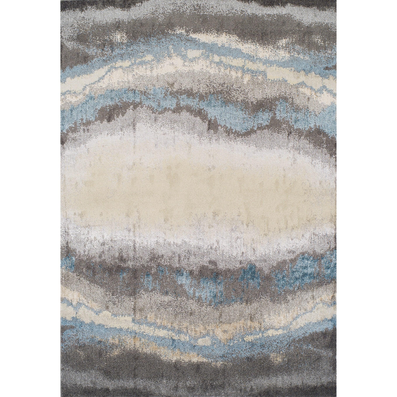 "Lavita Pewter 3'3""X5'1"" Rug by Dalyn at Sadler's Home Furnishings"