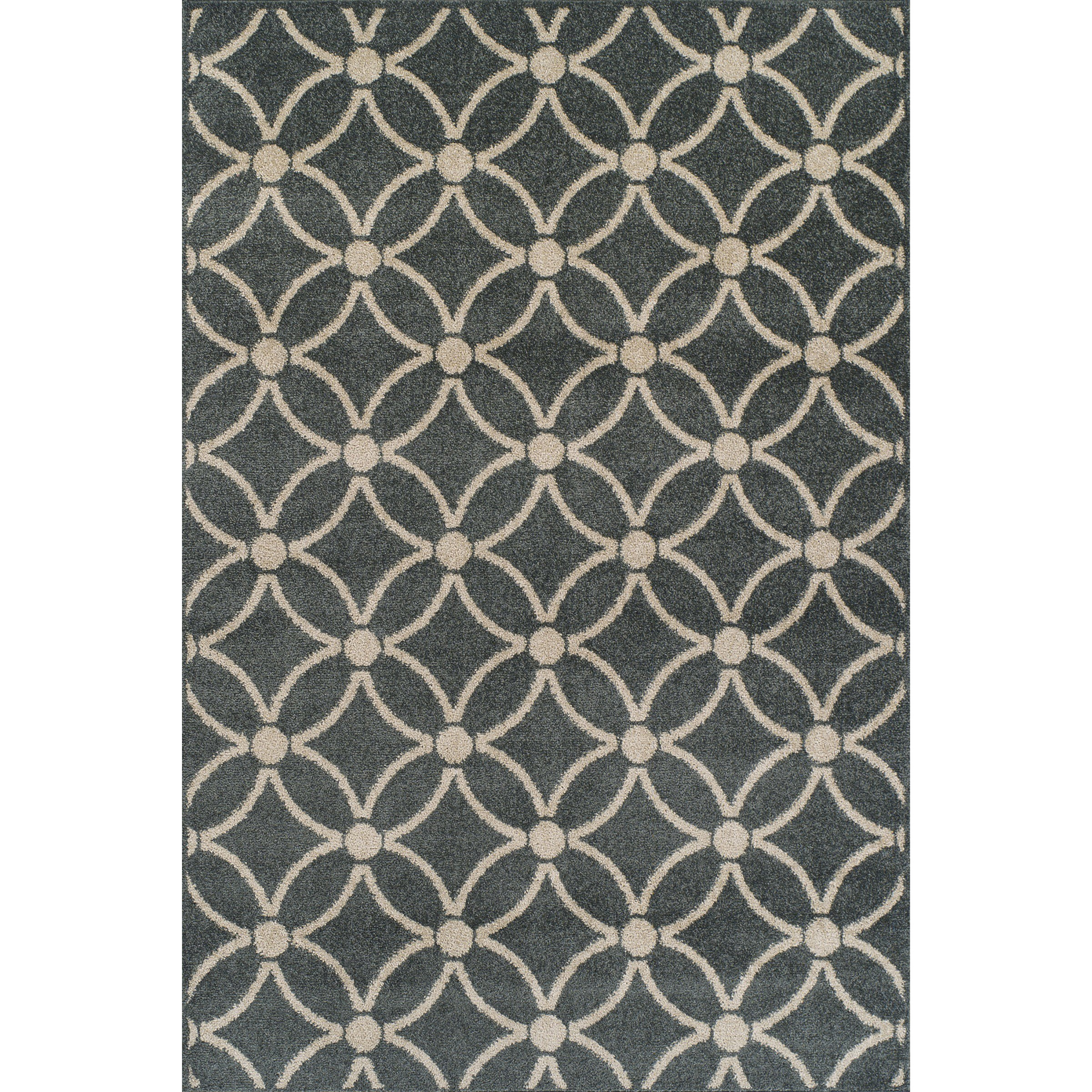 """Marcello Cobalt 8'2""""X10' Rug by Dalyn at Fashion Furniture"""