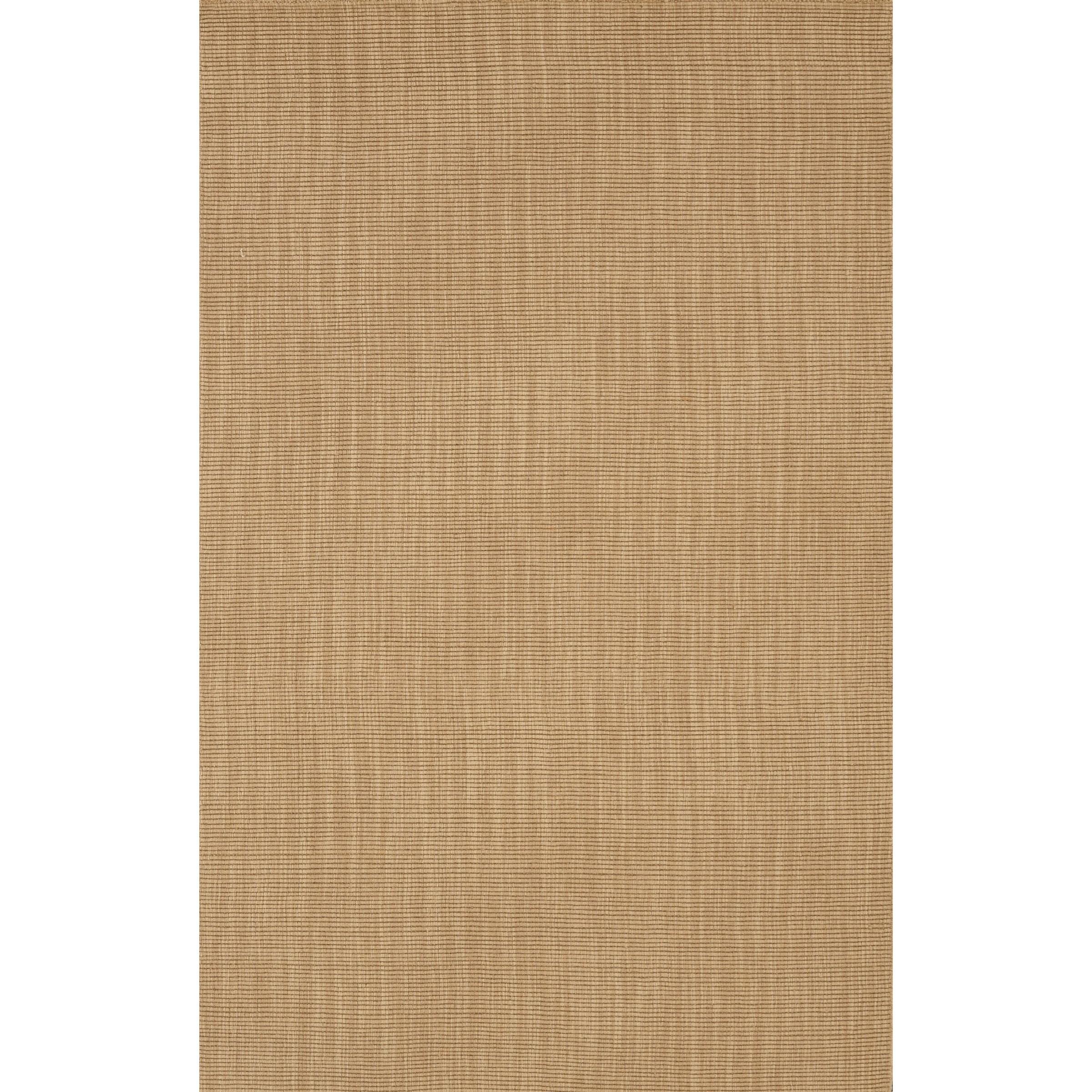 Monaco Sisal Sandstone 9X13 Rug by Dalyn at Fashion Furniture