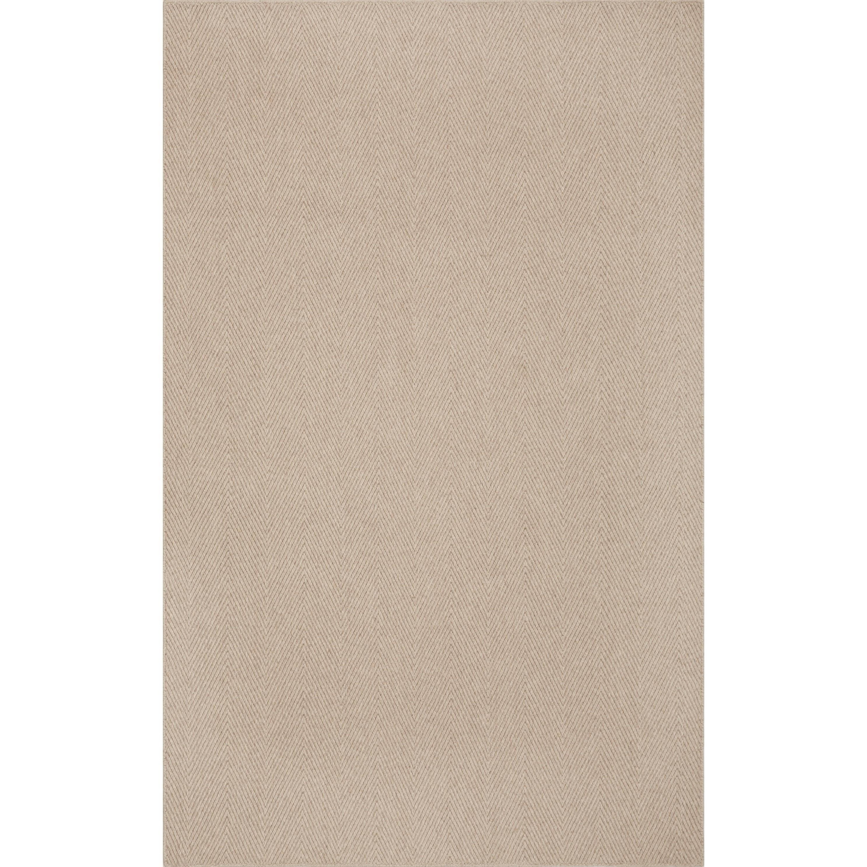 "Monaco Sisal Linen 2'3""X8' Rug by Dalyn at Hudson's Furniture"