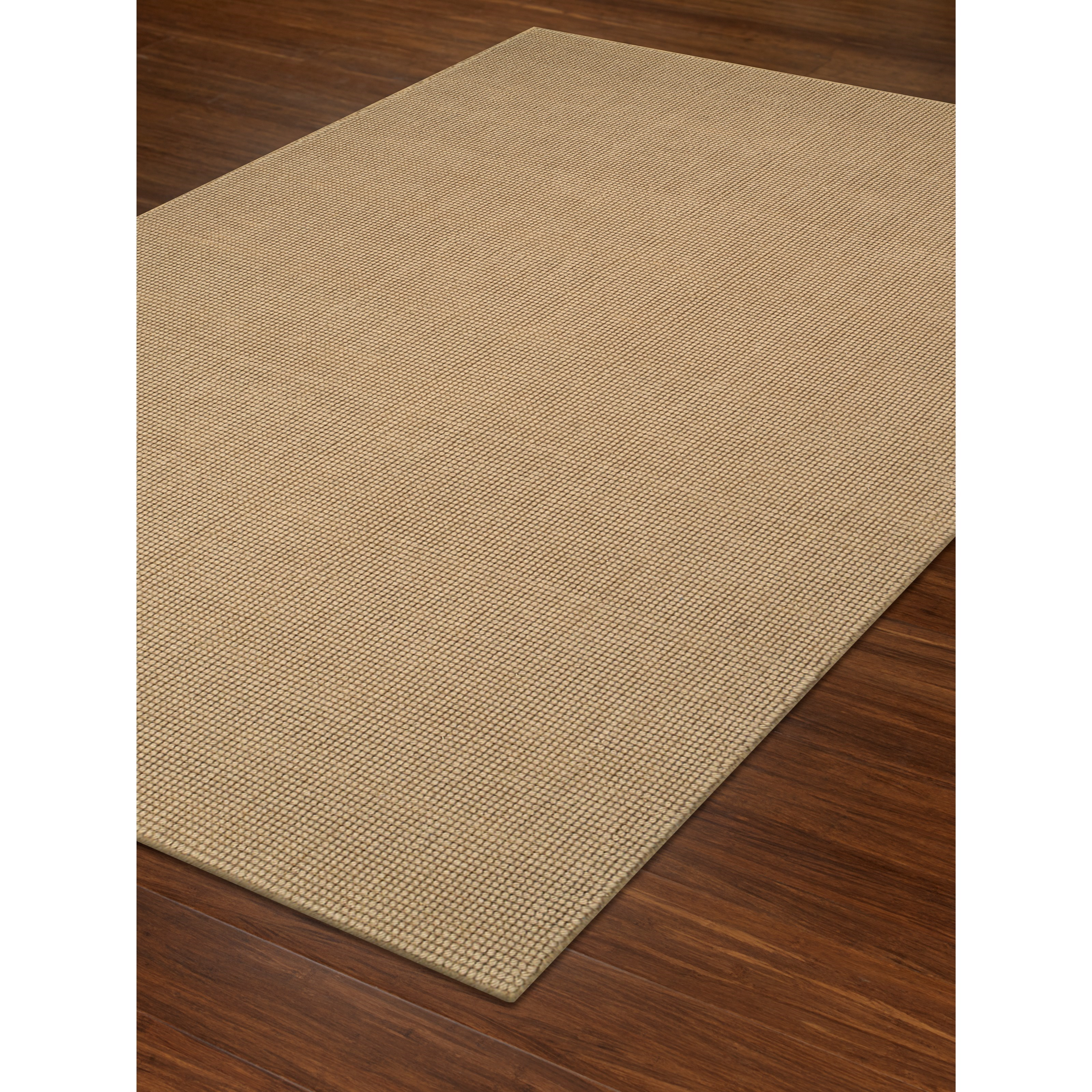 Monaco Sisal Wheat 5' x 8' Rug at Walker's Furniture