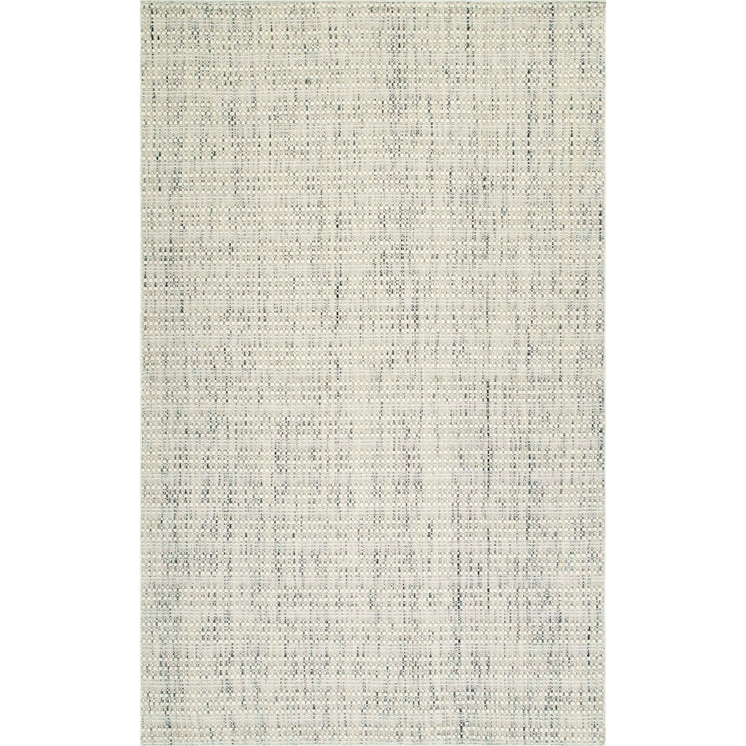 "Nepal Ivory 5' x 7'6"" Rug by Dalyn at Darvin Furniture"