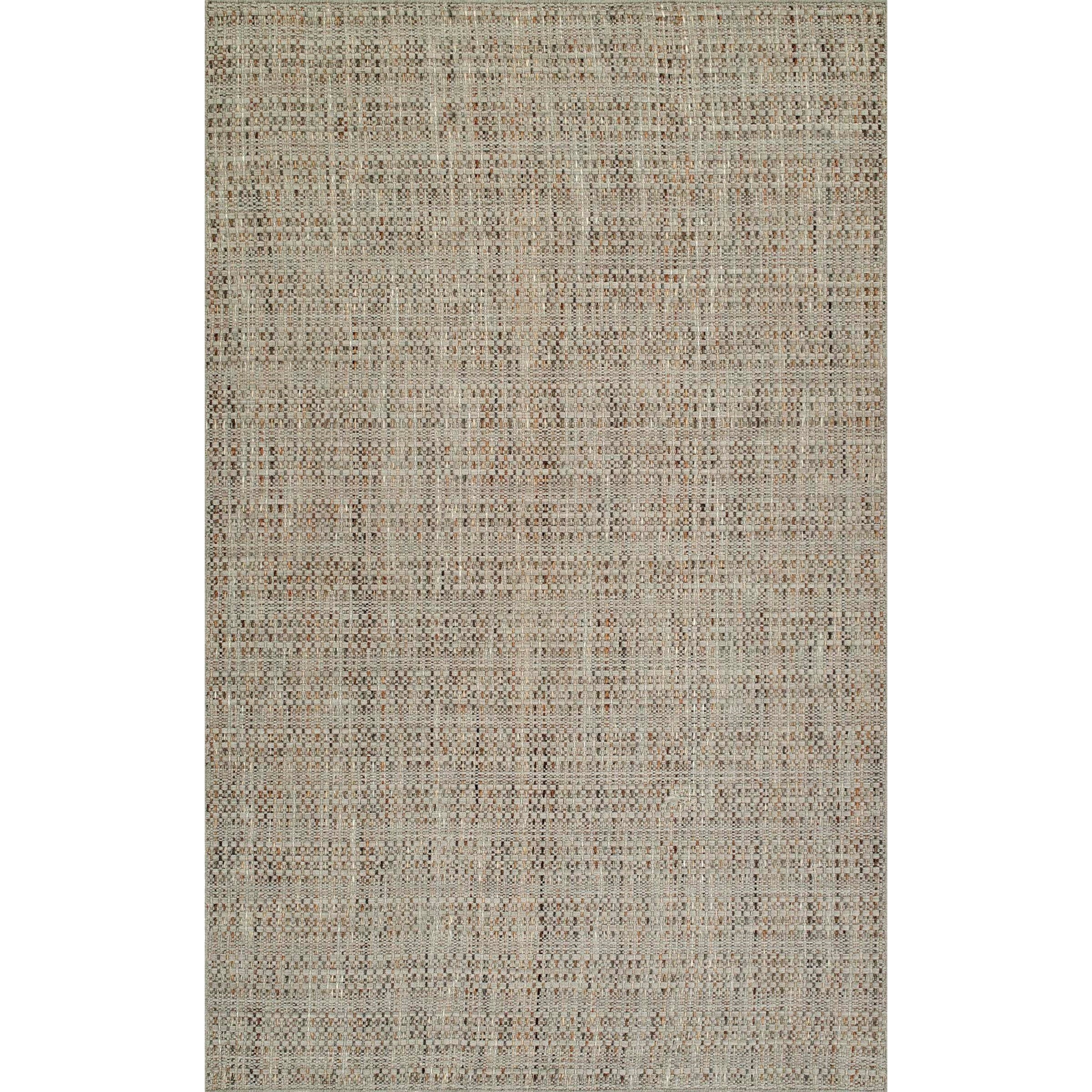 Nepal Taupe 9' x 13' Rug by Dalyn at Fashion Furniture