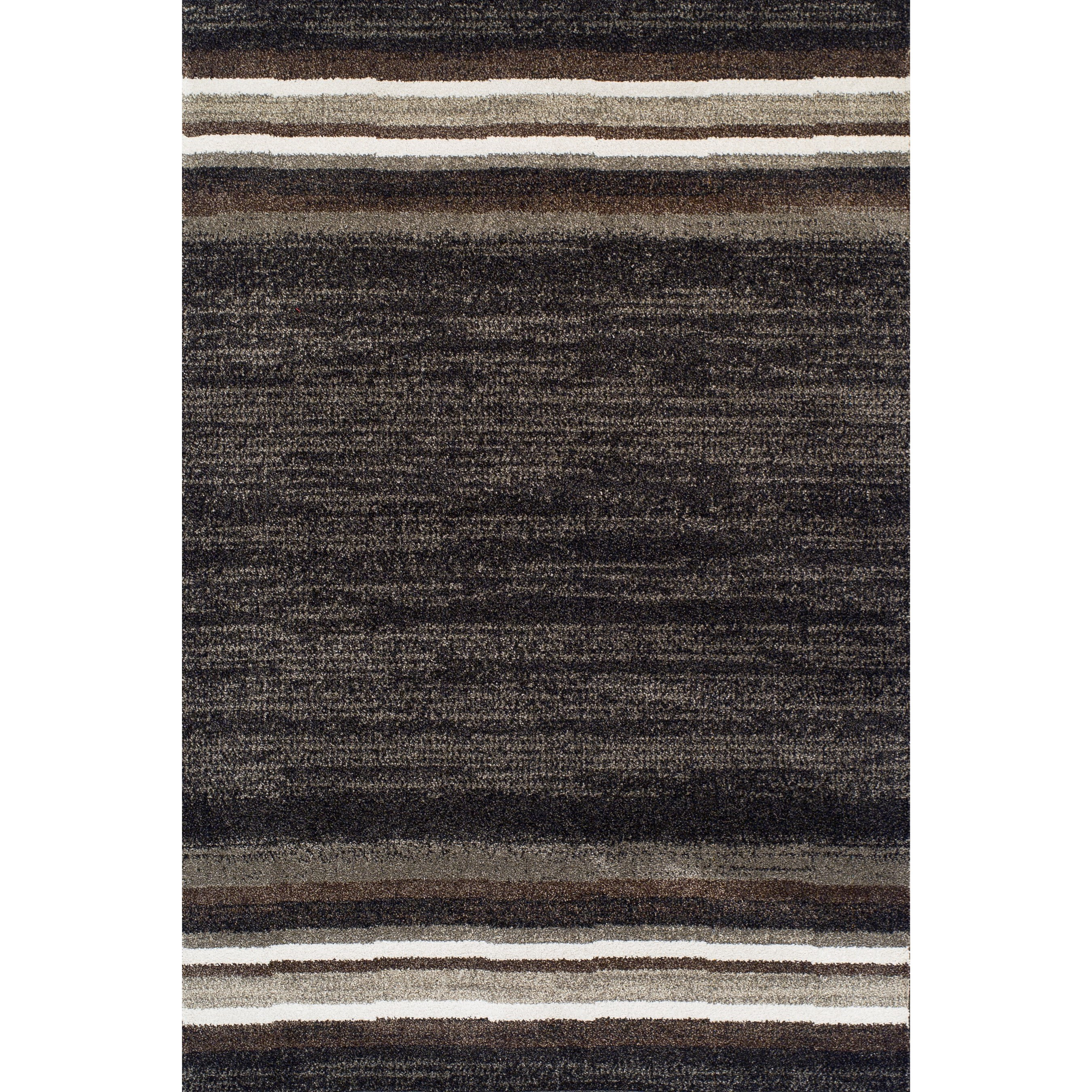 """Omega Midnight 3'3""""X5'1"""" Rug by Dalyn at Jacksonville Furniture Mart"""