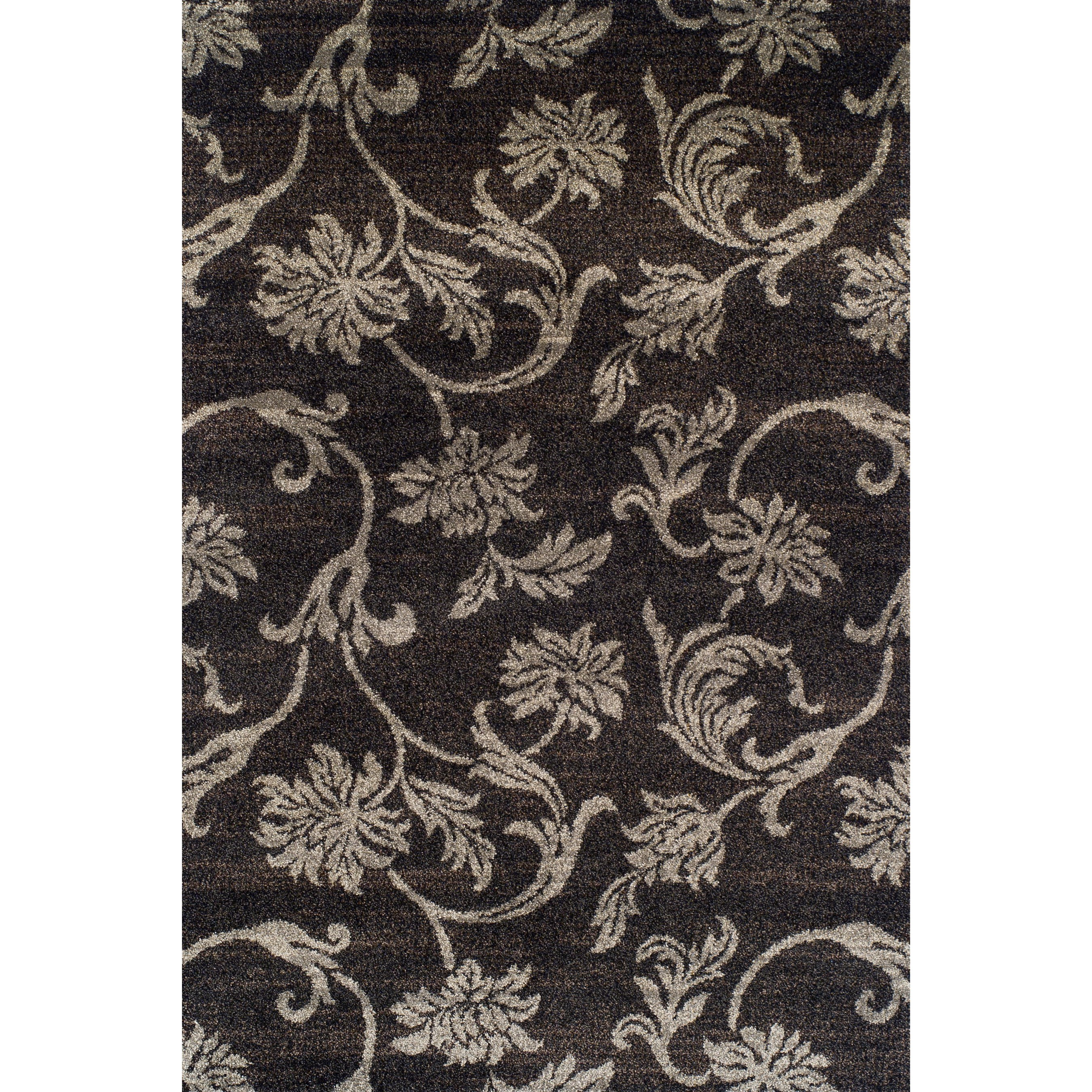 """Omega Midnight 5'3""""X7'7"""" Rug by Dalyn at Jacksonville Furniture Mart"""