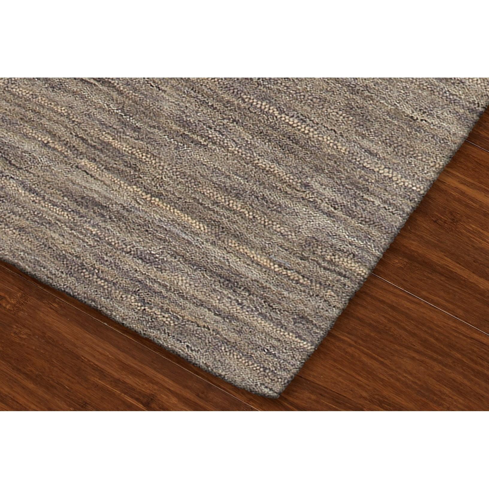 """Rafia Granite 5'X7'6"""" Rug by Dalyn at Darvin Furniture"""
