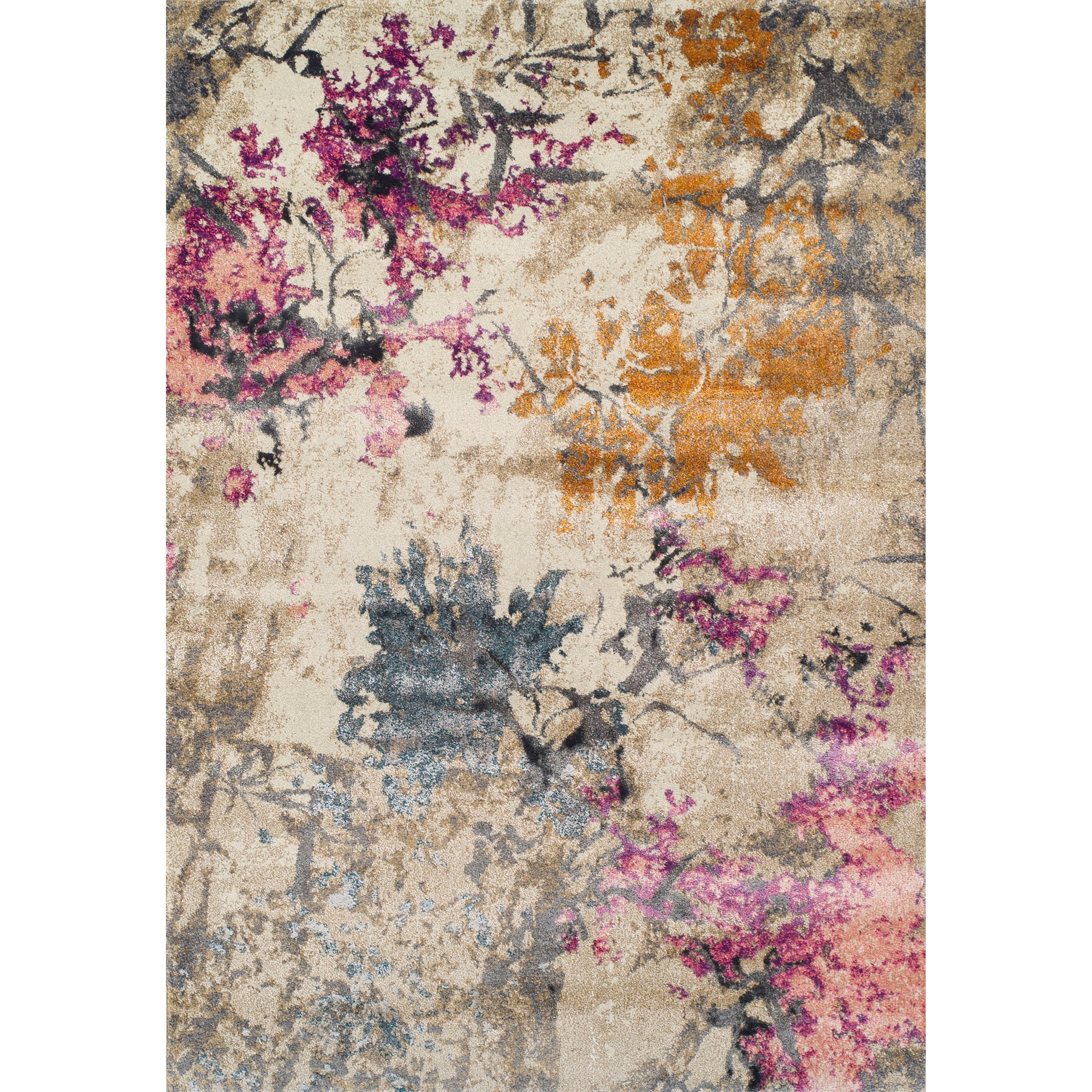 """Rossini Ivory 3'3""""X5'1"""" Rug by Dalyn at Sadler's Home Furnishings"""