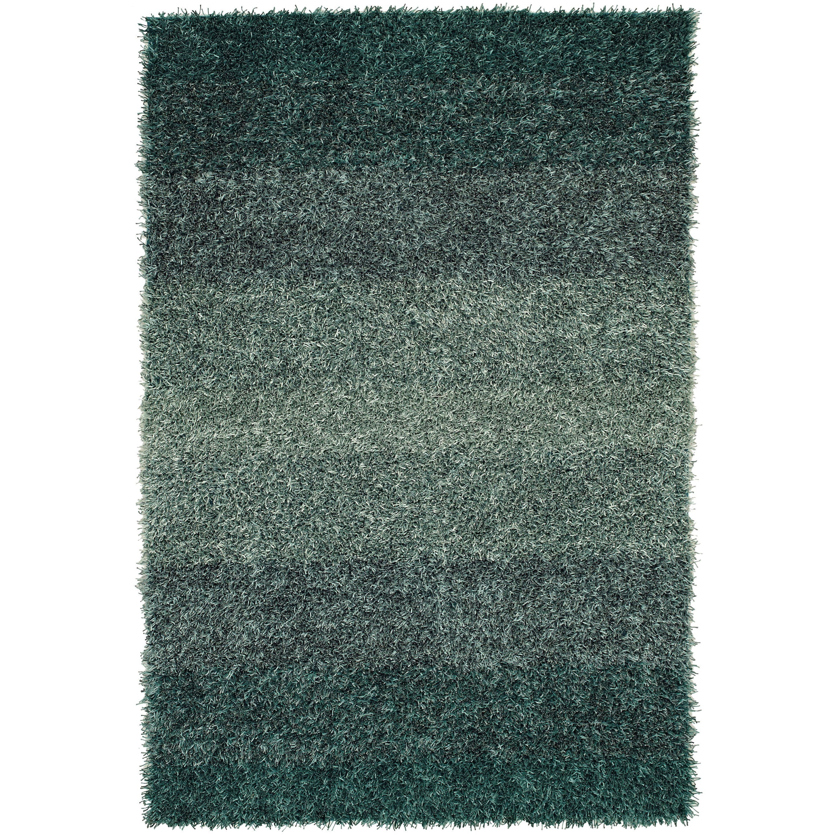 Spectrum Teal 9'X13' Rug by Dalyn at Fashion Furniture