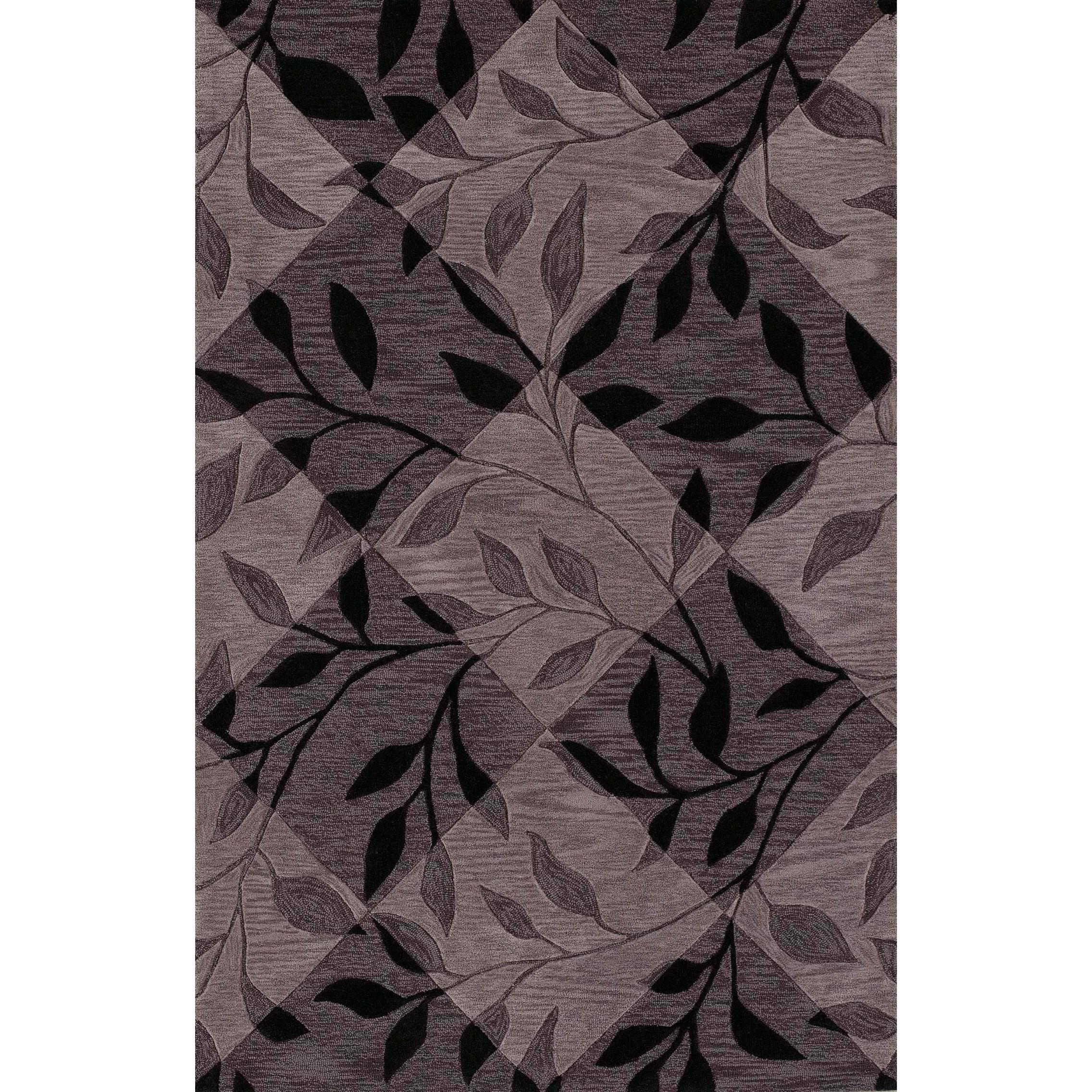 Studio Black 9'X13' Rug by Dalyn at Fashion Furniture