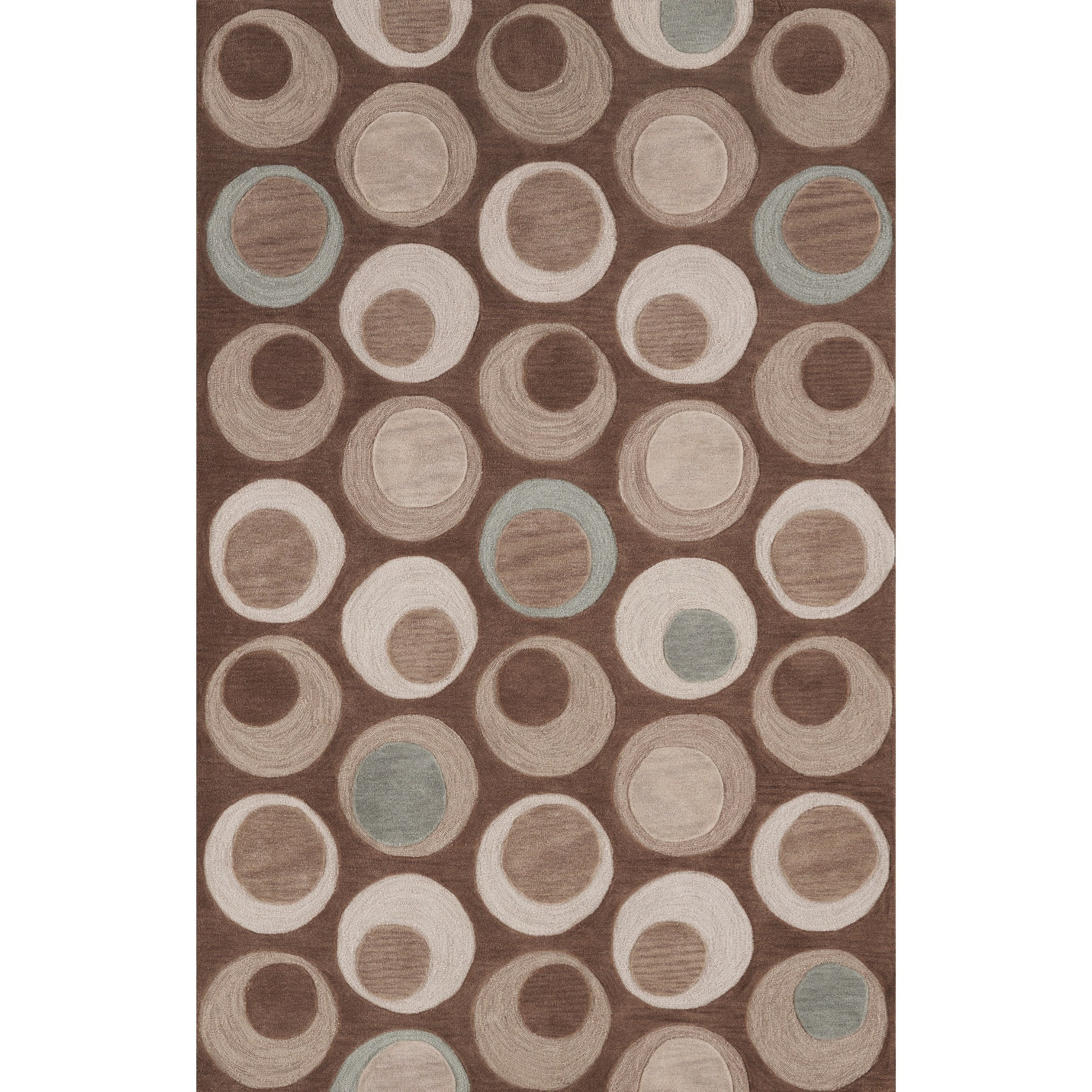 Studio Taupe 8'X10' Rug by Dalyn at Sadler's Home Furnishings