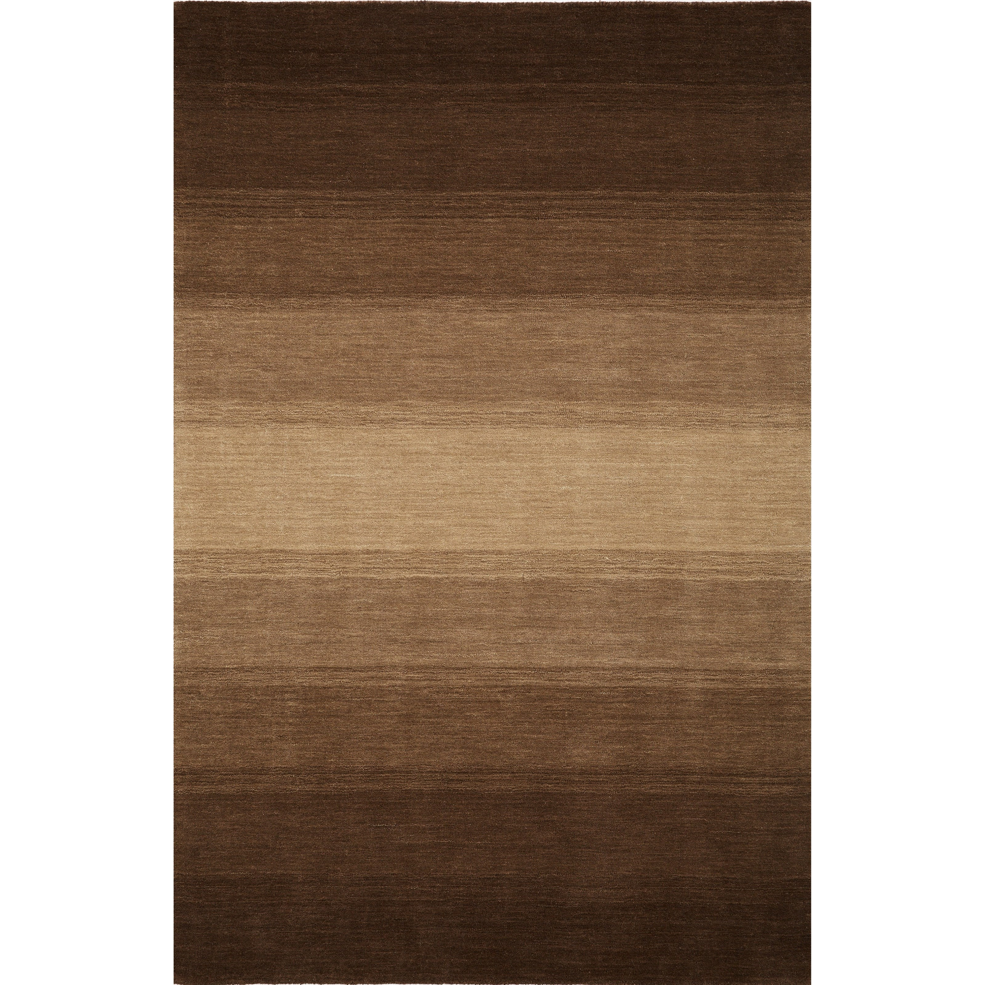 "Torino Chocolate 7'9""X9'9"" Rug by Dalyn at Sadler's Home Furnishings"