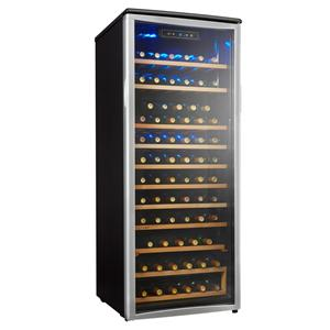 10.64 cu. ft. Designer Wine Cooler - 75 Bottle Capacity