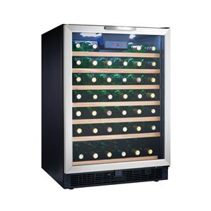 5.3 Cu. Ft. Designer Series Wine Cooler with 50 Bottle Capacity