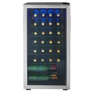 3.3 Cu. Ft. Wine Cooler with 36 Bottle Capacity