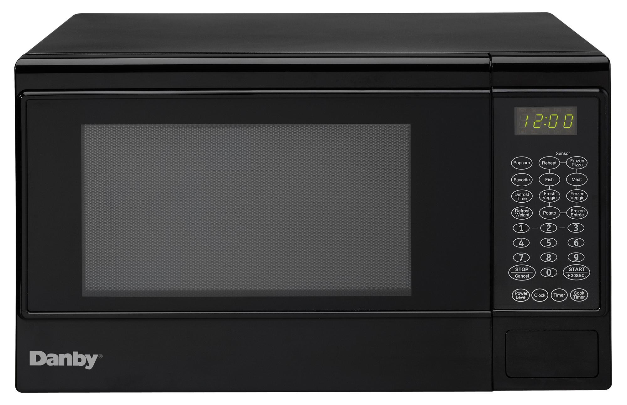 Microwaves 1.4 Cu. Ft. Countertop Microwave by Danby at Furniture and ApplianceMart