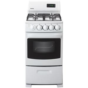 "Danby Ranges 20"" Freestanding Gas Range"