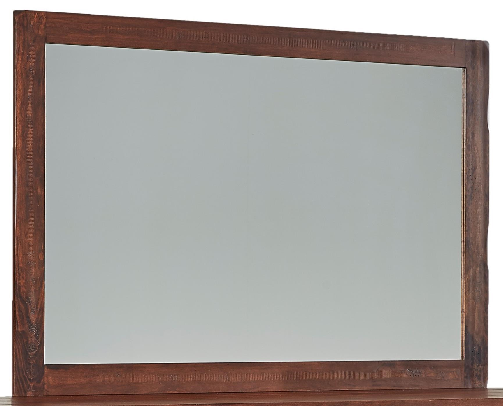 Bryson Mirror by Daniel's Amish at Westrich Furniture & Appliances