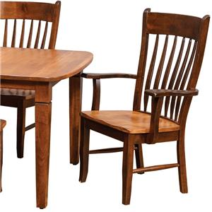 Buckeye Arm Chair