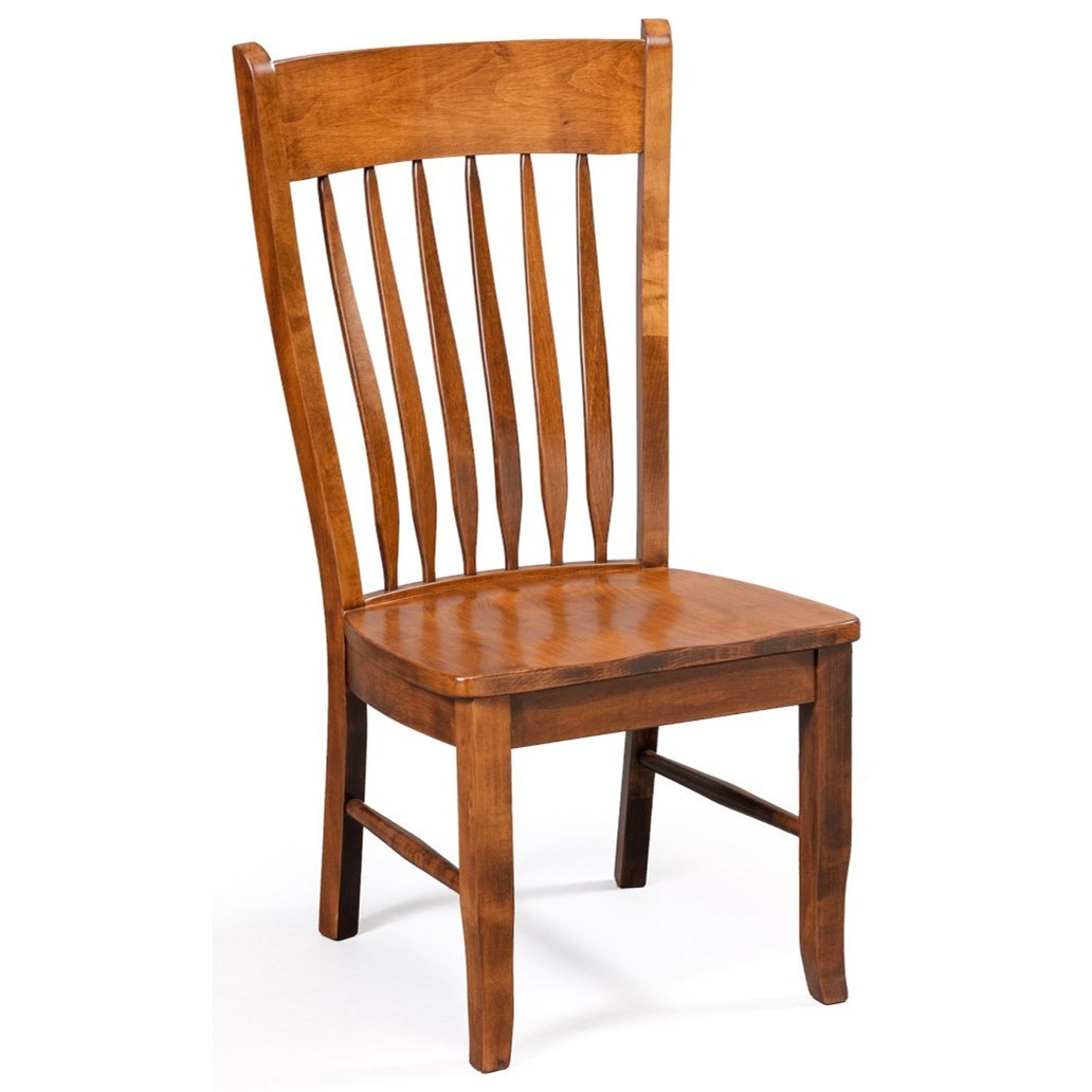 Chairs and Barstools Buckeye Bar Chair by Daniels Amish at Virginia Furniture Market