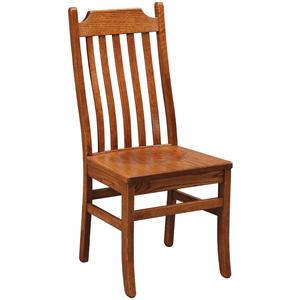 Daniel's Amish Chairs and Barstools Mt. Vernon Side Chair