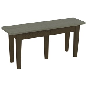 Extendable Dining Bench