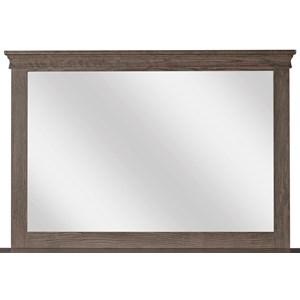 Tall Wide Mirror